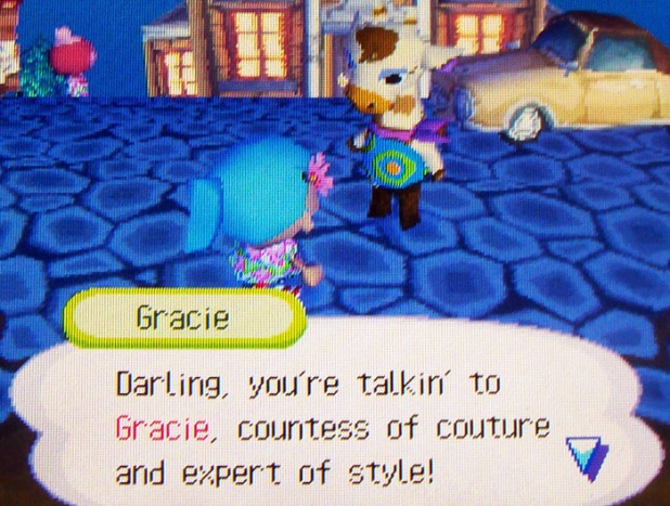 Meeting Gracie