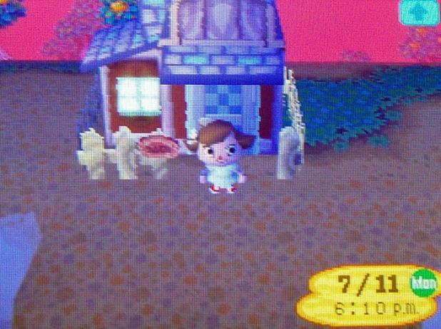 Rowan's house