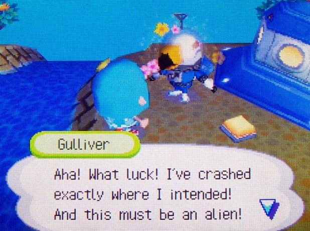 Meeting Gulliver
