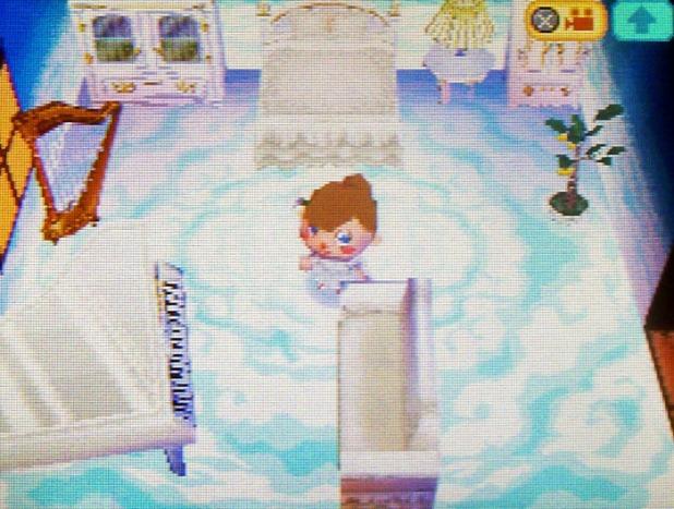 Harmony's cloudy regal room so far