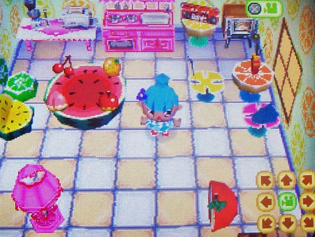 Fruit kitchen so far