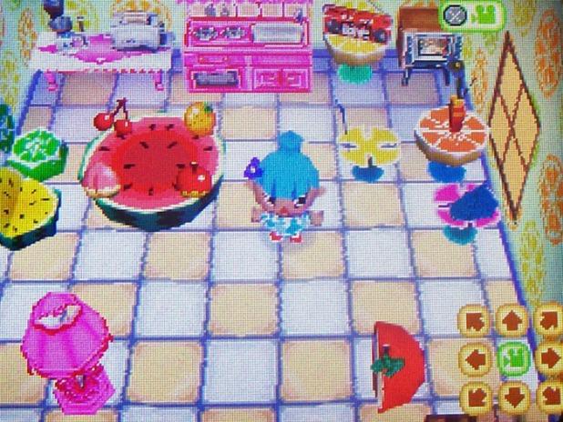Fruit kitchen so far