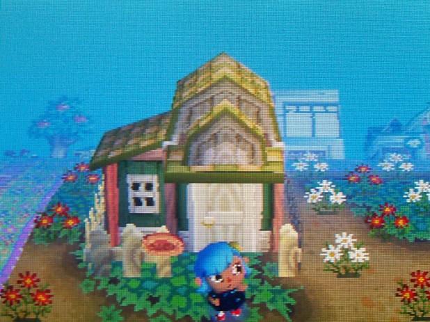 Curt's house