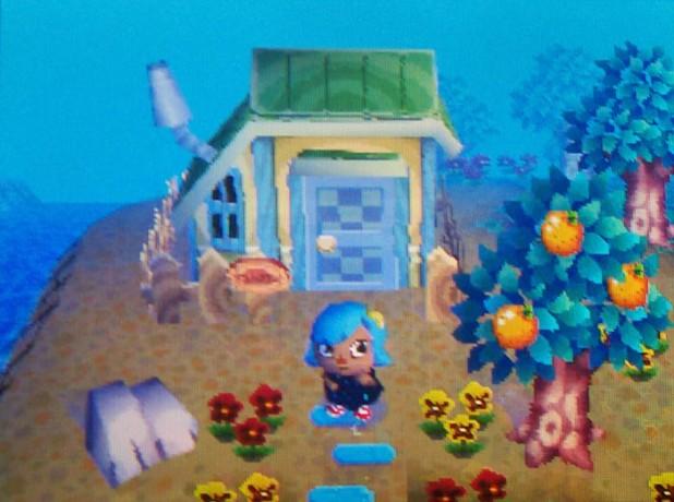 Kiki's house