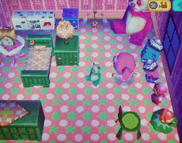 Bell's playful room