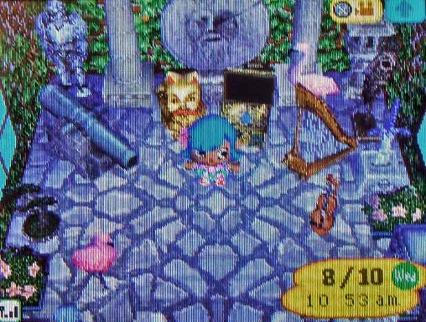 Teru's room of hidden treasures