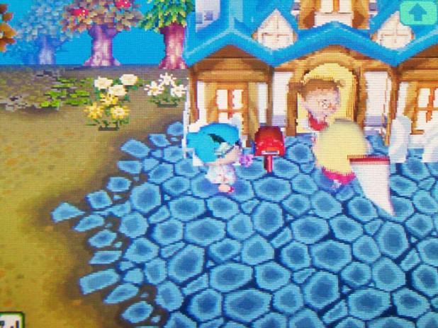 Jemma and Kammile visit Usagi's house first