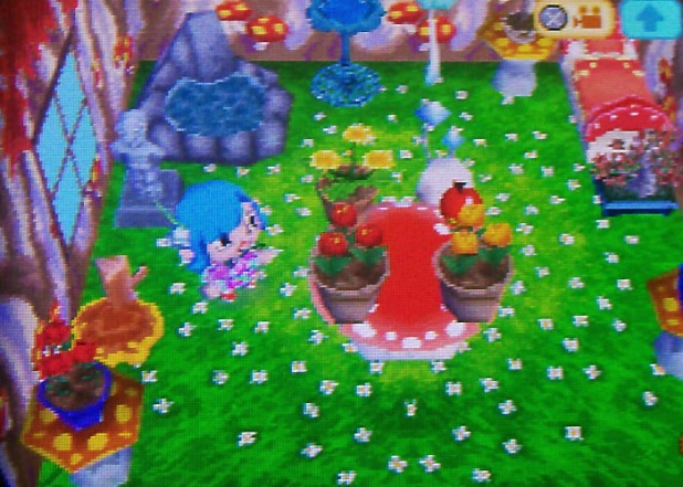 Twisk's fairy forest bedroom