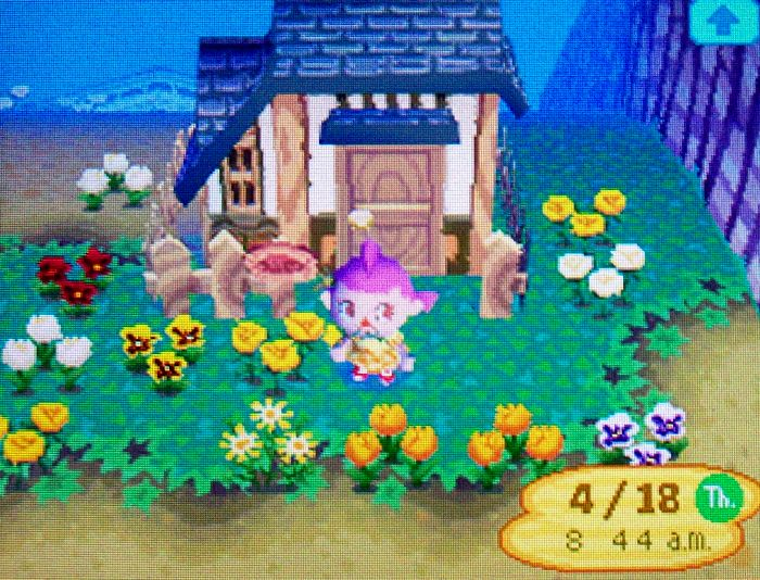 Roof Colors Animal Crossing Wild World Latest Rooftop Ideas