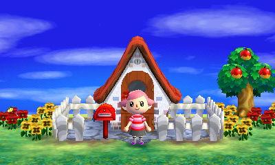 Estel's humble abode