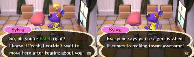 Meeting Sylvia