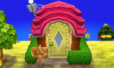 villager house exteriors in ac new leaf uchi only a forest life