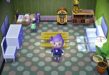 Melba's house in New Leaf