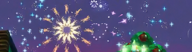Read → Fireworks fun