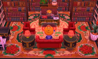 Animal Crossing Rooms New Leaf