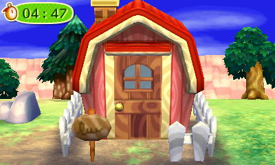 villager house exteriors in ac new leaf normal only a forest life