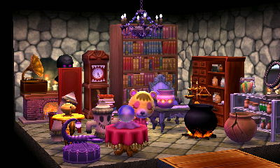 Tammy's witchy room
