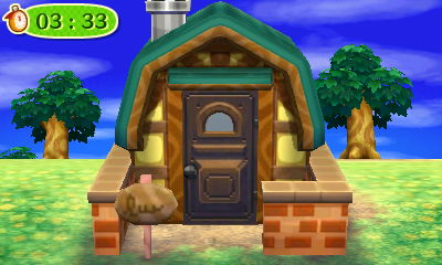 Villager House Exteriors In Ac New Leaf A Forest Life