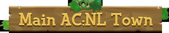 Main AC:NL Town Information