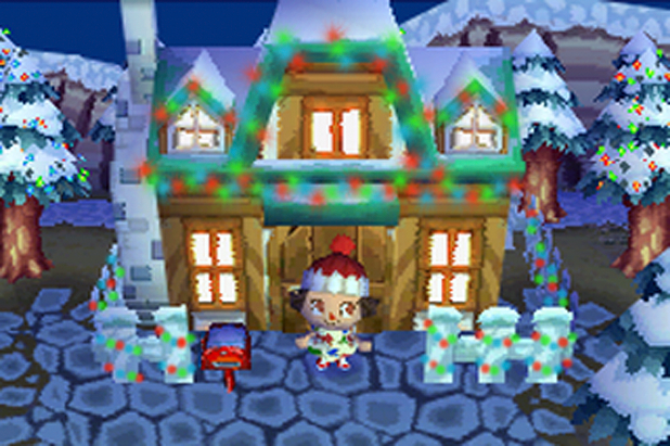 My house on Bright Nights