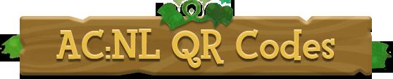 AC:NL QR Codes