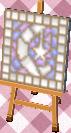 crescent moon tile