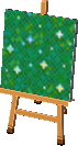 starry flowery grass