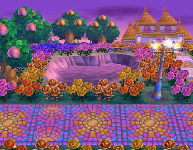 Lyra's pond