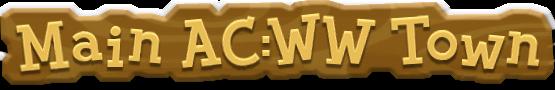 Main AC:WW Town