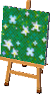 star flowers: medium