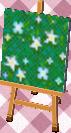 star flowers: medium