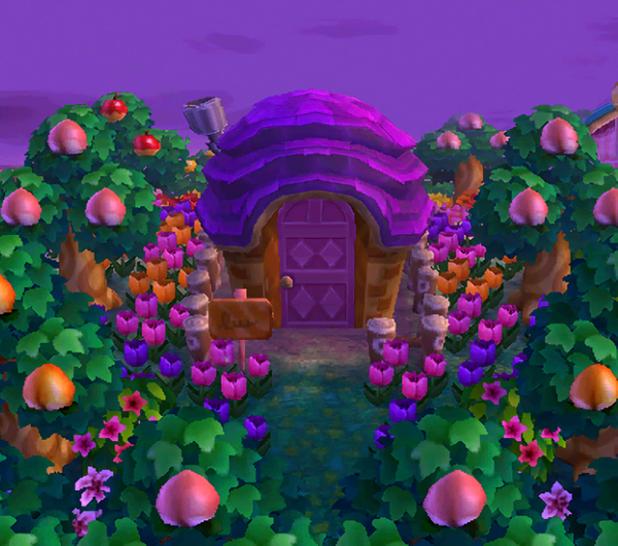 Rod's house
